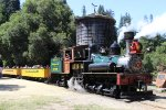 "Roaring Camp & Big Trees #1 ""Dixiana"""