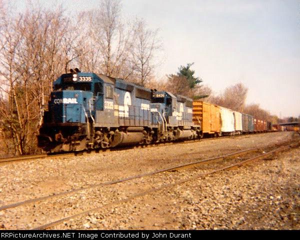 CR 3335 on SEPY