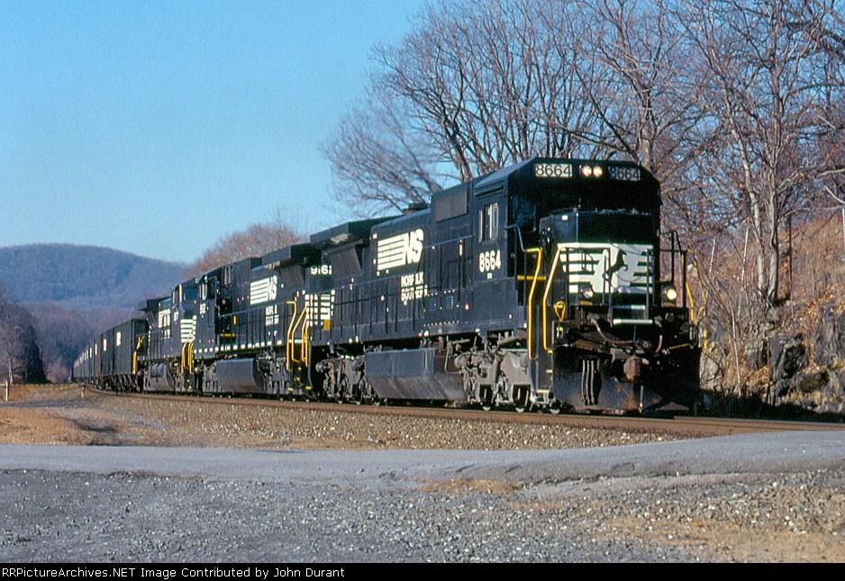 NS 8664 on UOR-98