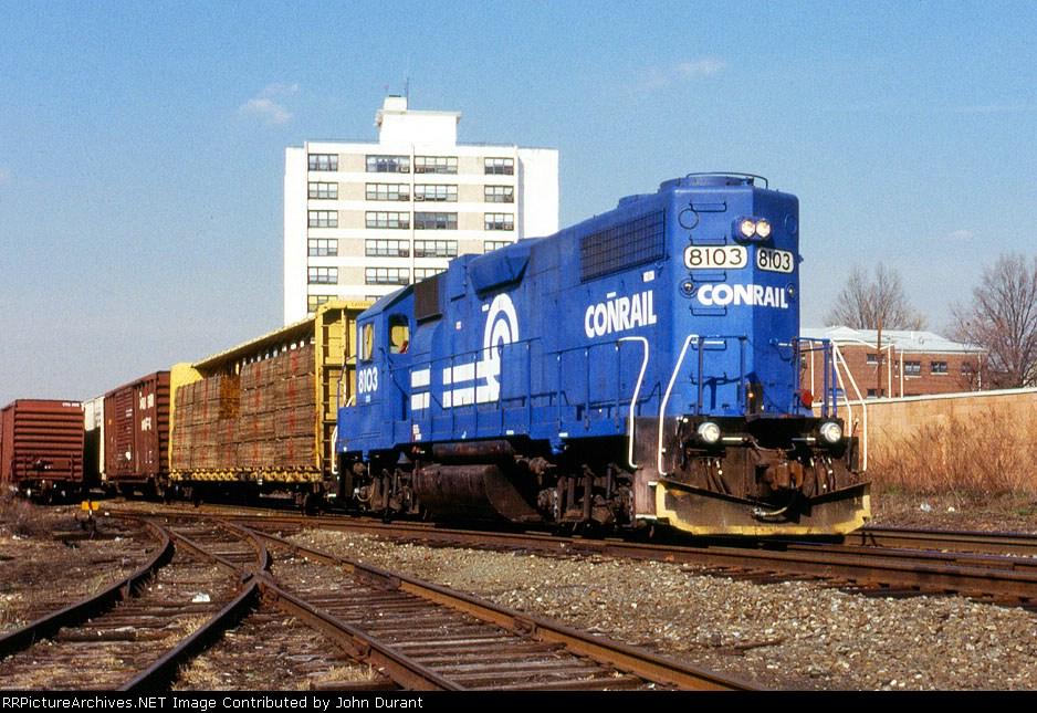 CR 8103 on WPNB-41