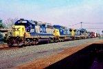 CSX 6221 on SECS