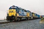 CSX 6229 on SECS