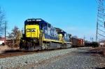 CSX 7525 on SECS