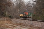UP 5359 Swings a curve into Scott City Mo.