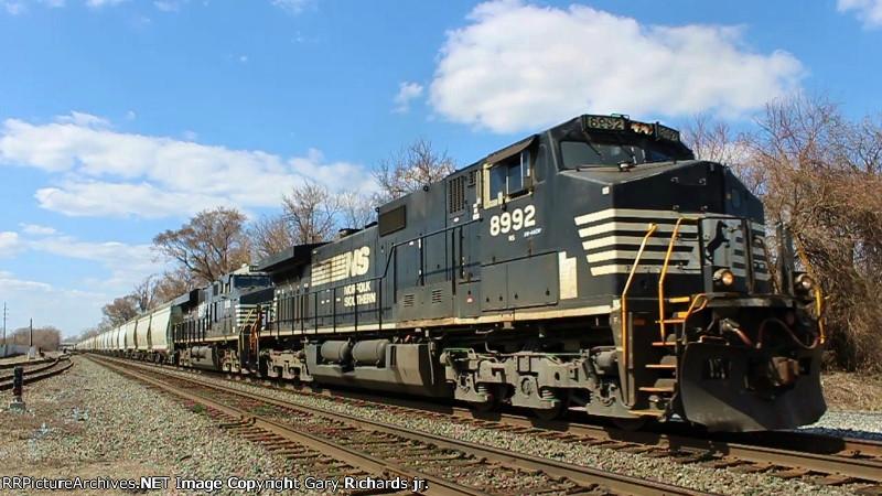 NS 8992 & 8106