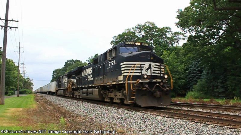 NS 9727 & 9923