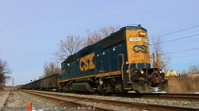 CSX 2787