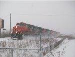 CN 2245 Leads CN Train 120
