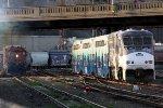 SDRX 902 passes Galer St bound for Everett