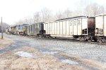 CSX helper on coal train