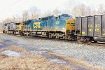 CSX 7830 with 47