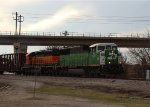 BNSF 1423 and BNSF 1847