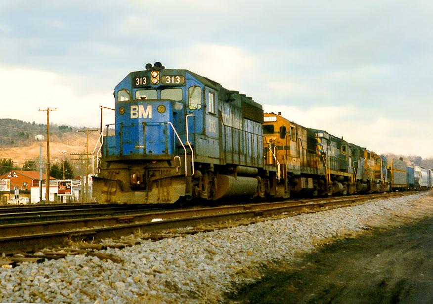 B&M 313