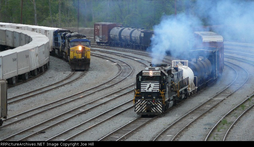 Steam or Diesel?