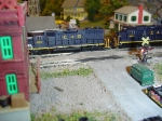 C&O Mainfest Freight