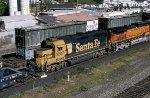 BNSF 3207