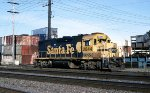 BNSF 2844