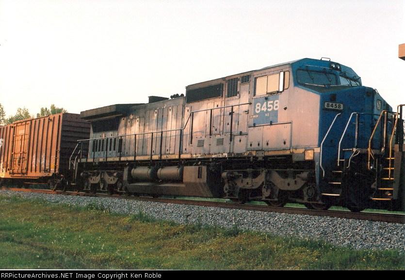 NS 8458 (ex-LMS)
