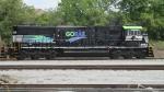 "NS 6963 ""GO RAIL"" scheme."