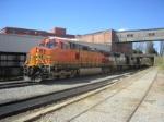 BNSF 5509 on NS 336