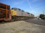 KCS 4021 on NS W36