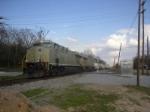 NS 7557+train