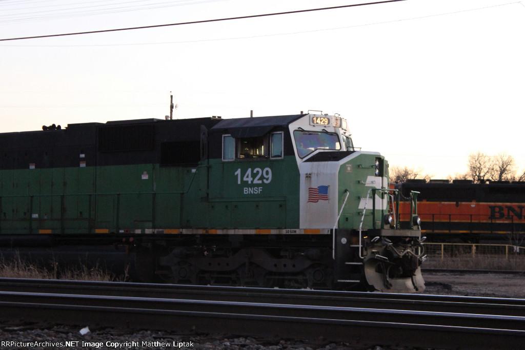 BNSF 1429