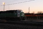 BNSF 1429 and BNSF 1729