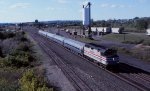 Amtrak 268 east