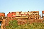 BNSF 603 at Peck Park, Galesburg