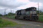 "NS SD60E 6963 ""GoRail"" on K52"