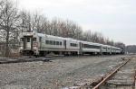 NJT 6009 on train 1204