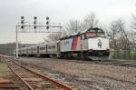 NJT 4114 on train 1215