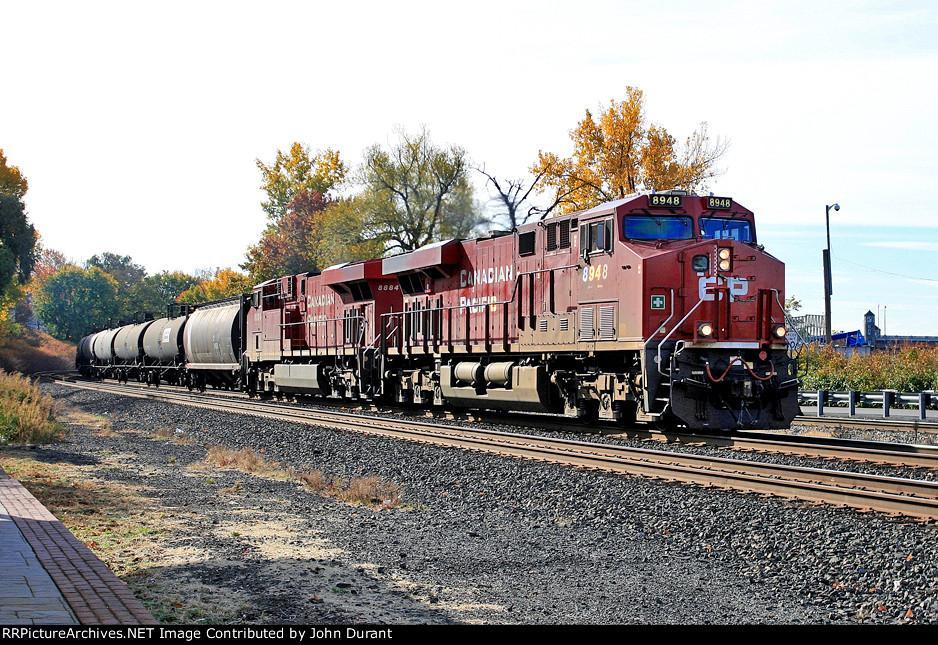 CP 8948 on K-409