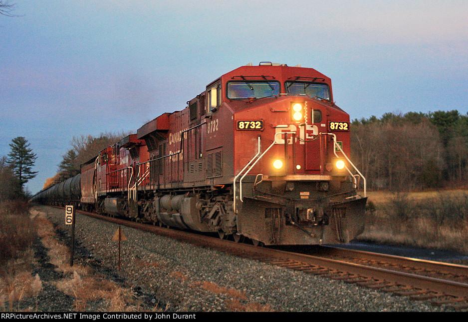 CP 8732 on K-418
