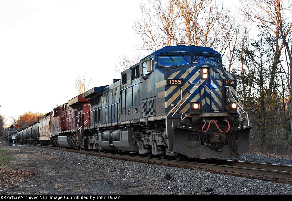CEFX 1055 on K-418