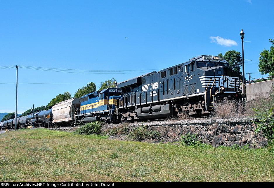NS 8030 on K-637
