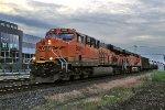 BNSF 8091 on K-038