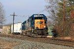 CSX 6954 on C-711