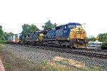 CSX 7854 on Q-157