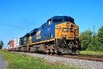 CSX 5419 on Q-114
