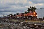 BNSF 5667 on K-138