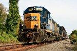 CSX 6396 on C-711