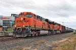 BNSF 5904 on K-140