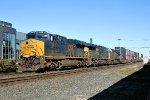CSX 3158 on Q-008
