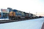 CSX 5248 on Q-439