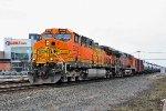 BNSF 5708 on K-038