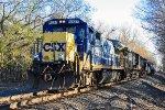 CSX 5937 on Q-418