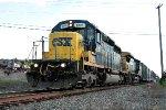 CSX 8804 on Q-418