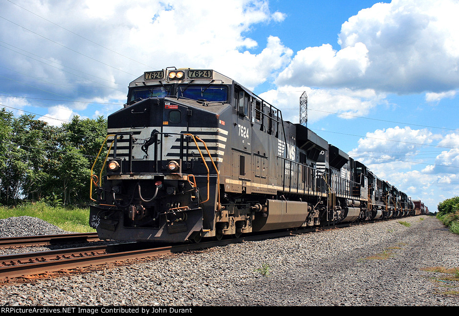 NS 7624 on 34A